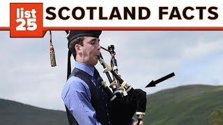 25 Amazing And Unique Things About Scotland