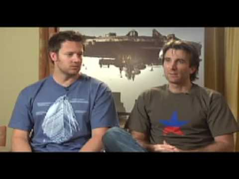 Neill Blomkamp and Sharlto Copley talk about DISTRICT 9 with Bigfanboy.com