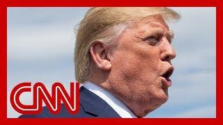CNN poll: Rising Republican support for impeaching Trump