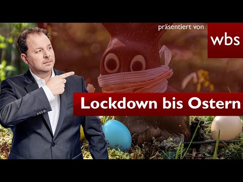 Lockdown bis Ostern