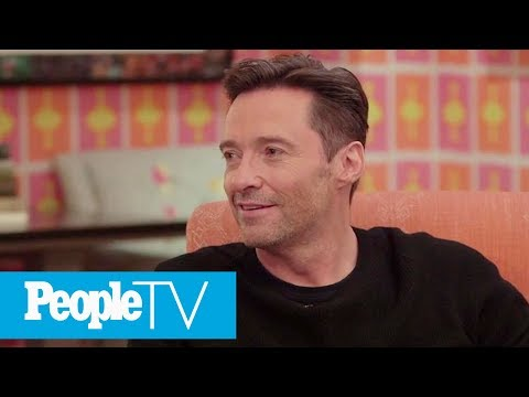 Hugh Jackman On His & Wifes Decision To Adopt After Struggling With Miscarriages | PeopleTV