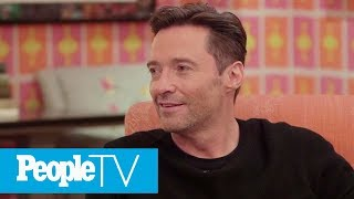 Hugh Jackman On His & Wife's Decision To Adopt After Struggling With Miscarriages | PeopleTV