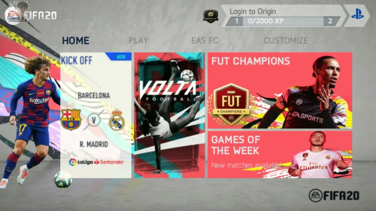 Hướng dẫn tải fifa 20 android – fifa 20 for android