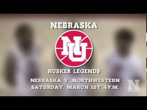 Nebraska Basketball - Legends Weekend 2014