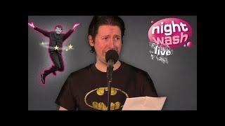 Prominente Grüße – Christian Schiffer bei NightWash live