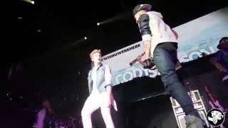 Cody Simpson feat Justin Bieber   So Listen   Paris Bercy