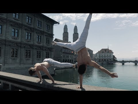 The world is our Gym - Street Workout power in Zurich / Bardogs Zürich 2018