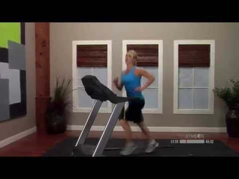 Treadmill workout routine with Shelly 60 Minutes