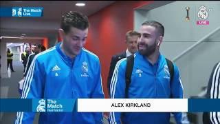 Atlético Madrid vs Real Madrid | Derby warm-up