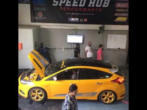 DYNO DAY MEET: FORD FOCUS ST 7TH OCTOBER