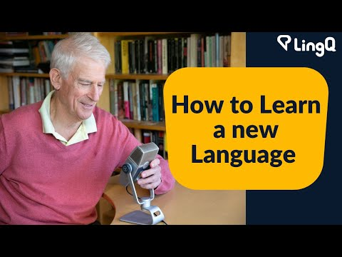 My Method for Learning Different Languages