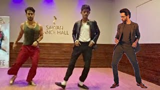 Tiger Shroff, Baba Jackson and HRITHIK ROSHAN Mind Blowing Dance Moves | Baaghi 3 Promotion