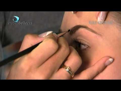 Make-up Studio in Beau Monde nr 14: Make-up tutorial Wenkbrauwen