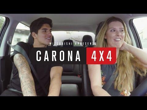 Mitsubishi Carona 4X4 - Episódio 1