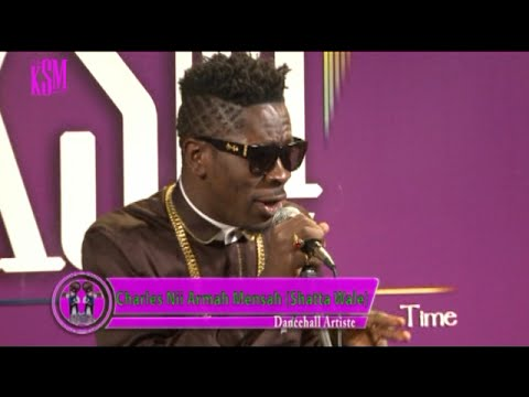 KSM Show- Shatta Wale live performance on KSM Show