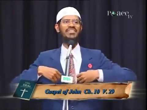 Dr Zakir Naik Vs Dr Reverend William (Family Values in Islam)