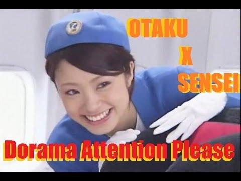 Indicação: Dorama Attention Please - OTAKU X SENSEI