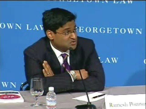 Georgetown Law Forum - Decision 2008: What Have We Learned