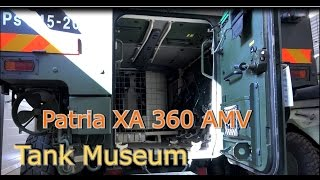 Video Patria XA 360 AMV 8x8 Military vehicle download MP3, 3GP, MP4, WEBM, AVI, FLV Oktober 2018