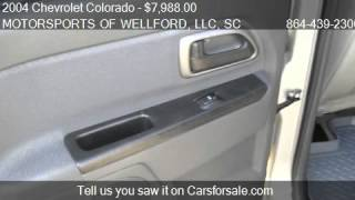 2004 Chevrolet Colorado Z71 Crew Cab 2WD - for sale in Wellf