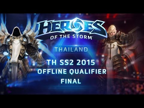 Heroes of the Storm TH - Offline Qualifier Season 2 - Road to BlizzCon 2015