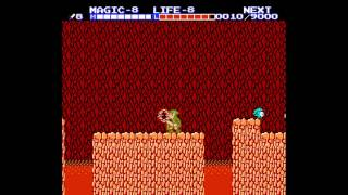 Zelda II - The Adventure of Link - Speedrun - Part 2 - User video