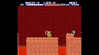 Zelda II - The Adventure of Link - Speedrun - Part 2 - User video