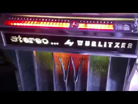 wurlitzer 2800 del 1964 youtube. Black Bedroom Furniture Sets. Home Design Ideas