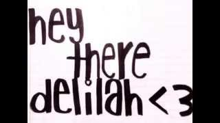 Hey There Delilah (lyrics) - Plain White T