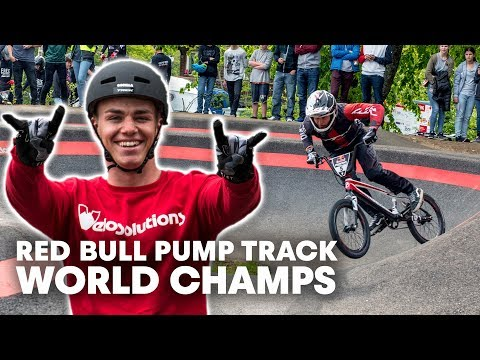 Pump & Jump | Red Bull Pump Track World Championship