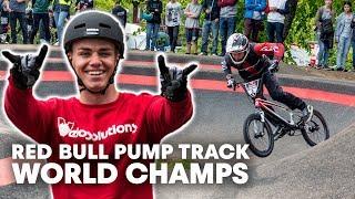 Pump & Jump | Red Bull Pump Track World Championship