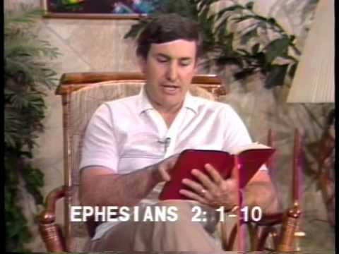 Ephesians 2:1-10 lesson by Dr. Bob Utley