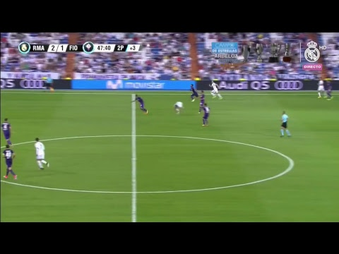 Real Madrid VS Fiorentina | Full Match | (2nd Half)