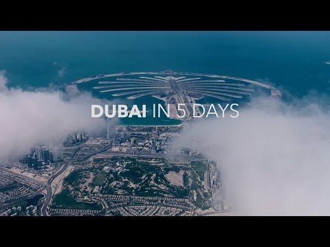 Dubai in 5 Days - Dubai Holidays with Budget Travel
