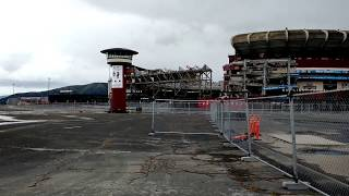 Last Days of the famous Candlestick Park