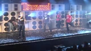 dvd TSUNAMI 1  Os Havaianos   Passinho do bonequinho
