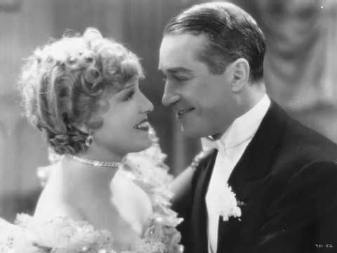 The Merry Widow Soundtrack - 1934: Jeanette MacDonald & Maurice Chevalier