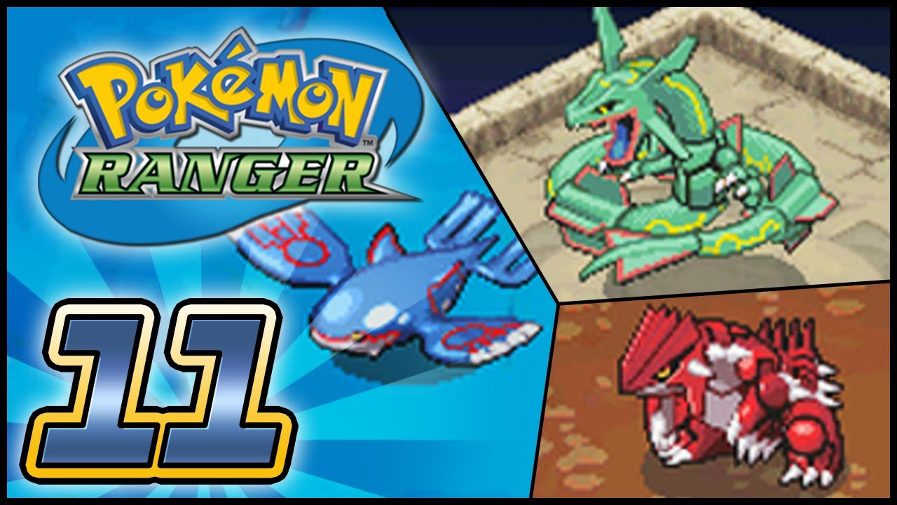 Pokemon Ranger - Episode 11 | #HoennConfirmed