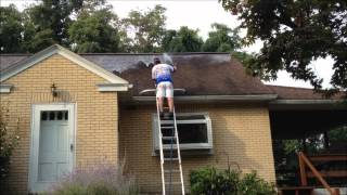 Non Pressure Roof Cleaning In Conestoga, PA 17516