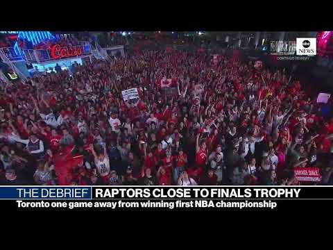 The Debrief: Dallas crane collapse, amusement park terror, NBA finals preview| ABC News
