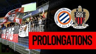 Montpellier 1-0 Nice : prolongations