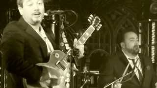 FUN LOVIN' CRIMINALS - UP ON THE HILL - MANCHESTER CATHEDRAL - 2014 -