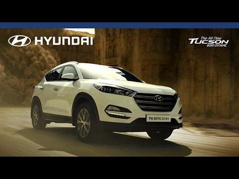Hyundai | The Award Winning #AllNewTucson | #BornDynamic