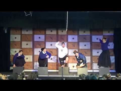 Otahuhu College Music Department - House lip sync battle / End of term 3 concert