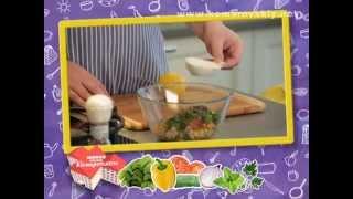 Как приготовить салат с кунжутной пастой для ребенка? - Доктор Комаровский
