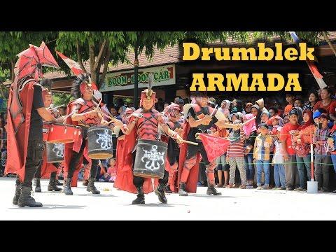 Drumblek Armada  Festival Drumblek Atlantic Dreamland Salatiga 2016