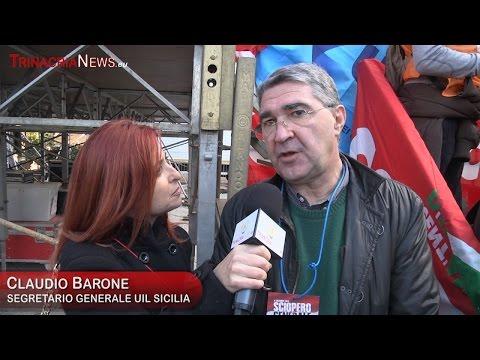 Claudio Barone (videointervista)