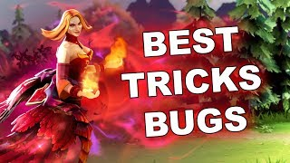 The BEST Dota 2 Tricks, Tips and Bugs, 7.20 !
