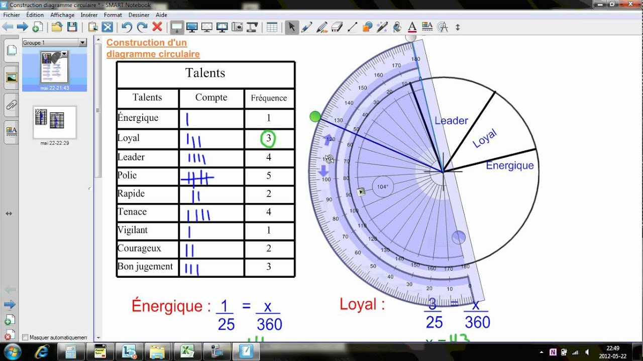 small resolution of construction diagramme circulaire youtubeconstruction diagramme circulaire