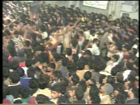 mohsin hassan sadiq nuha khwani 3 muhram 2009 in m...